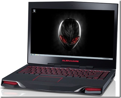 Alienware M14x Notebook